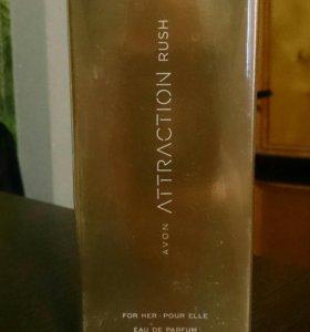 Парфюмерная вода Attraction Rush от Avon