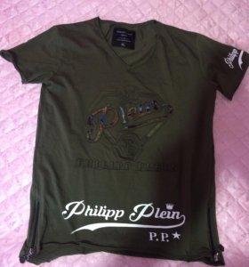 Очень качественная и модная футболка размер L