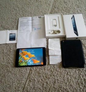IPad mini 64Gb WI-FI+Cellular Black
