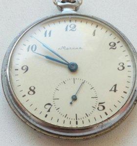 Часы карманные,цена последняя.