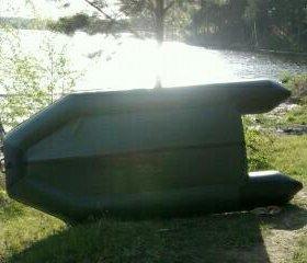Лодка норвик 3100