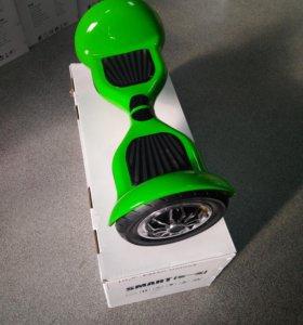 "Гироскутер Smart Balance 10"" Зеленый Глянцевый"