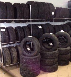 Распродажа новых и бу зимних колёс!!!