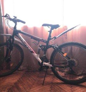 Велосипед двухподвес Forward Terra 1.0