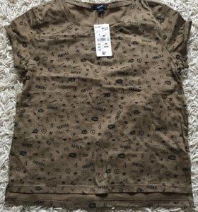 Новая футболка Киаби