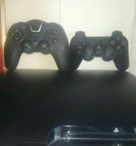 Sony Playstation 3 Slim прошитая