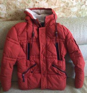 Куртка зимняя для подростка