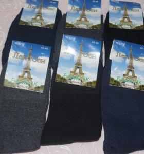 Новые махровые носки