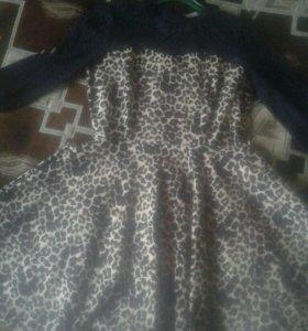 Платье новое одето один раз