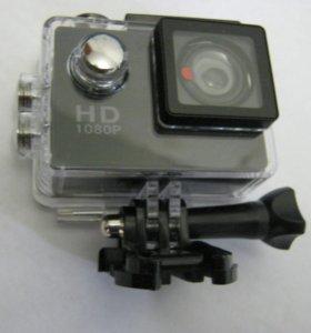 Аквабокс НОВЫЙ для экшн камеры водонепроницаемый
