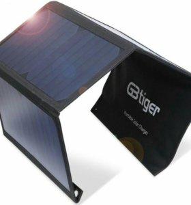 Мобильная солнечная панель GBtiger