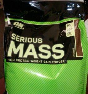 Serious Mass от Optimum Nutrition 5,5 кг