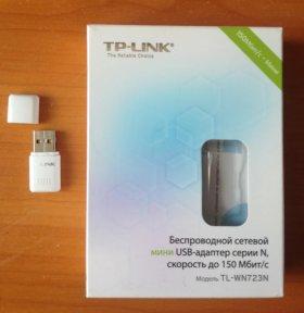 Wi-Fi-адаптер TP-link TL-WN723N