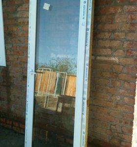 Новая М/П дверь 2345х820