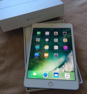 Apple iPad mini 4 WiFi 16GB. Silver.
