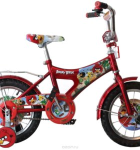 """Велосипед двухколесный Navigator «Angry Birds» 14"""""""