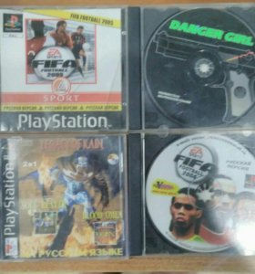 Игры PS1
