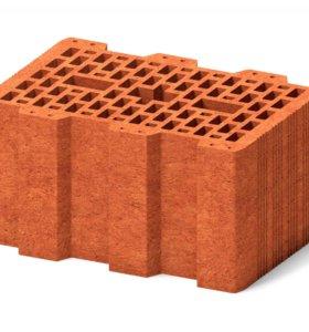 Керамические блоки PORIKAM