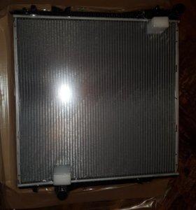 Радиатор основной для BMW X5 E53 2000-2007