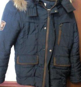 Куртка, для мальчика
