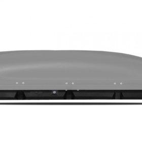 Бокс грузовой Turino (серый матовый) (175х82х45)