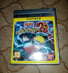 Игра на Play station 3 Naruto Storm 2