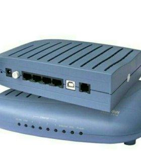 Wi-Fi роутер (ADSL модем 531b)