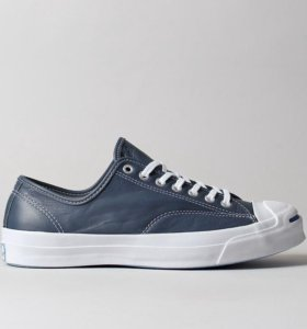 CONVERSE JACK PURCELL SIGNATURE OX LEATHER SHOES