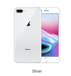 iPhone 8Plus 64 GB Silver