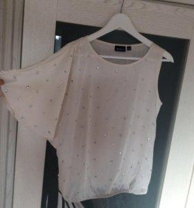 Блуза на выход