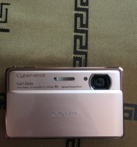 Фотоаппарат цифровой Sony cyber-shot carl zeiss