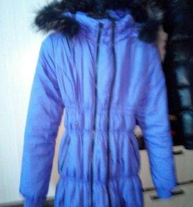 Куртка для беременных р.46.