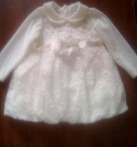 Платье рост74