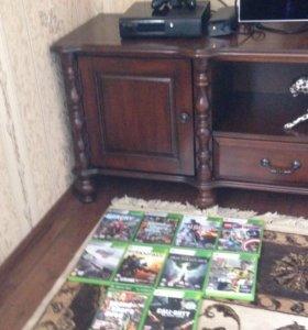 Xbox 360 и игры обмен на Xbox one