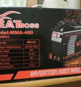 Сварочный аппарат на 400 ампер (новый)