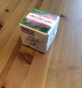 Экокуб (набор для выращивания) мимоза новый