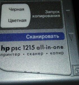 МФУ HP psc 1215