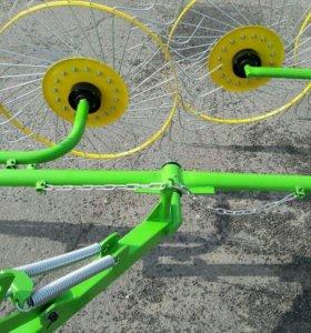 Грабли ekiw 5 колес
