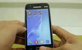 Андроид Samsung Galaxy J1mini