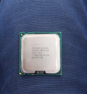 Процессор intel core 2 duo e4800