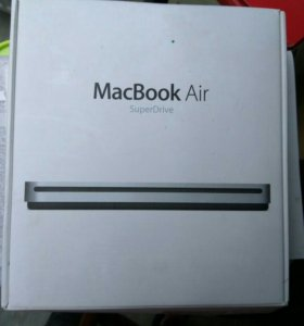 Macbook air super drive