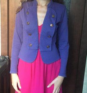 Пиджак двухобортный