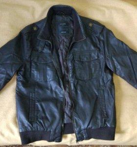 Кожаная куртка Colin`s