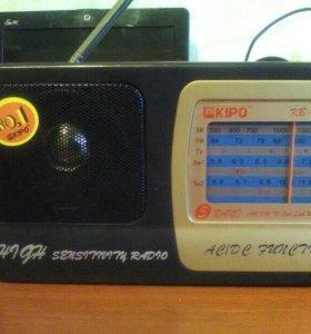 Радио сетевое KIPO KB-408AC