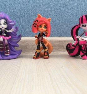 Виниловые фигурки Monster High
