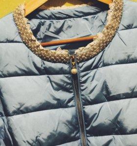 Куртка женская осенняя (размер XS)