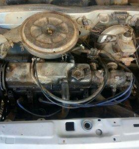 Двигатель ваз 2109.