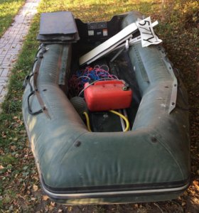 Лодка надувная brig