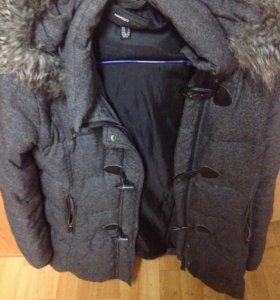 MANGO зимняя куртка
