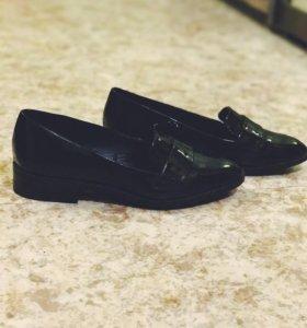 Осенние туфельки (размер 37)